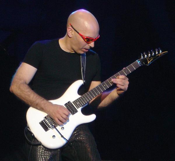 Happy Birthday to Joe Satriani!  -