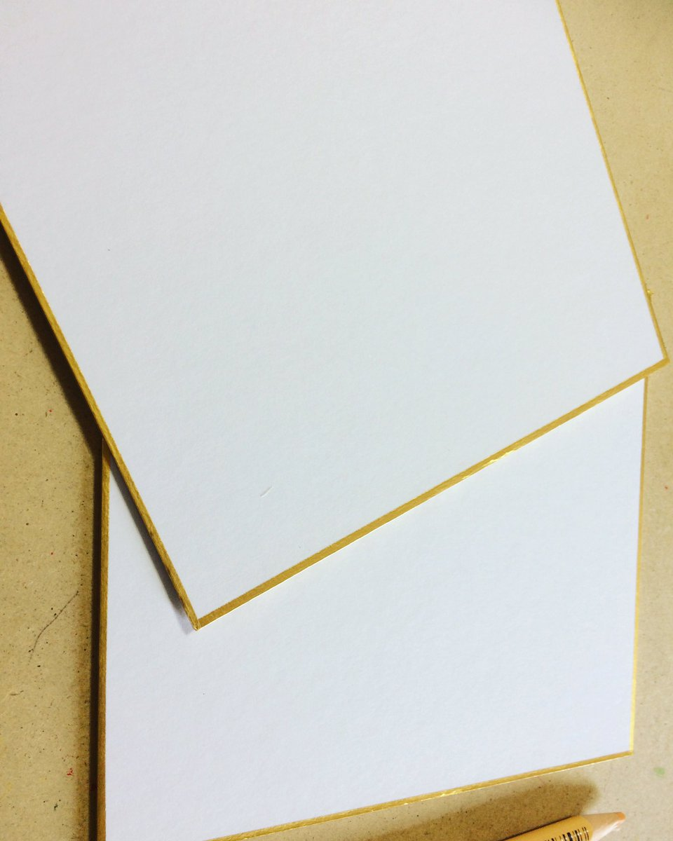 ミニ 色紙 サイズ