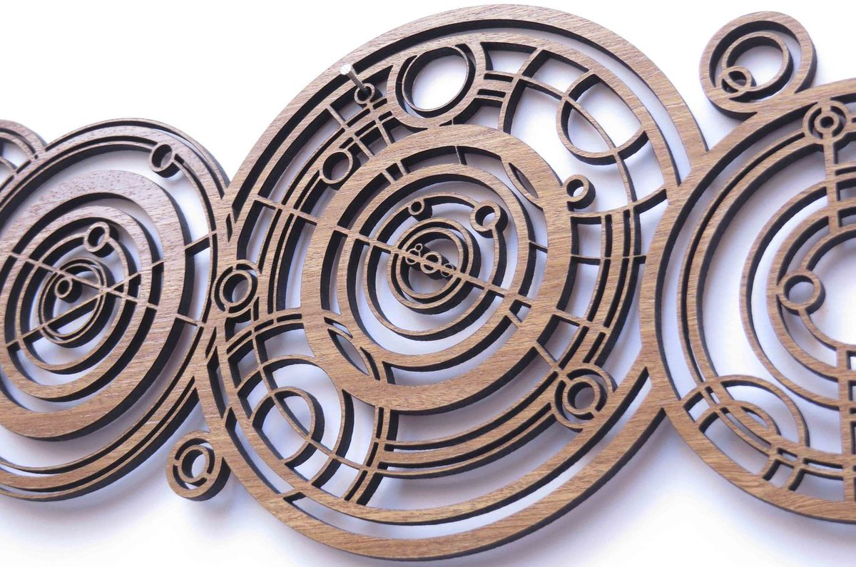 Artisan #DoctorWho sign in wood #Gallifreyan #Tardis #Dalek #Artisan #Whovian #MothersDay   -  https://www. etsy.com/listing/252261 766/doctor-who-wood-name-in-ancient?ref=shop_home_active_2 &nbsp; … <br>http://pic.twitter.com/4vQeoOw3Eh