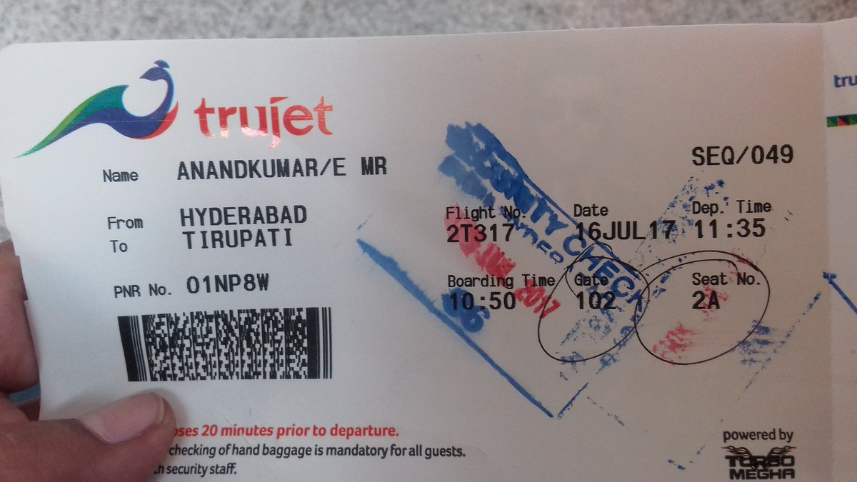"Director Dr.Anand-ఆనంద్ ఆలోచనలు- #COVID19 #CORONA on Twitter: ""#TrueJet  what an hospitality #HYD TO #TIRUPATI .Love you #ramcharan Proud 2b megafan  #ANTUraanitanam shortfilm fest https://t.co/ZlWu1xMgp2…  https://t.co/aDTGE1FR4D"""
