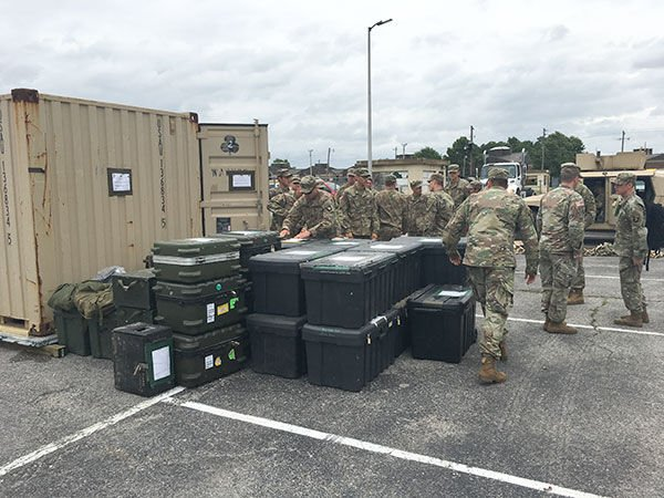 U.S. Army Africa and 101st Airborne Division to participate in Exercise Shared Accord 2017 https://t.co/4uyNNA1fYX https://t.co/fOmdFuZM9l
