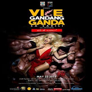 Vice Gandang Ganda Sa Sarili Concert