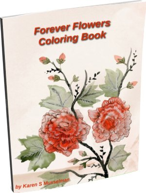 Forever #Flowers Coloring Book  http:// wp.me/P7q9fP-1L  &nbsp;    #coloringbook #coloroutsidethelines #MothersDay <br>http://pic.twitter.com/Iv1MpLS6KN