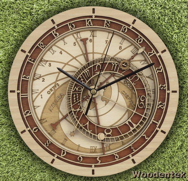 Handmade #Astronomical #Prague clock in wood #MothersDay #Science #Artisan -  https://www. amazon.com/dp/B01MTPMDFC  &nbsp;   -  https://www. etsy.com/listing/462289 720/prague-astronomical-clock-limited?ref=shop_home_active_1 &nbsp; … <br>http://pic.twitter.com/qjbungRK8J