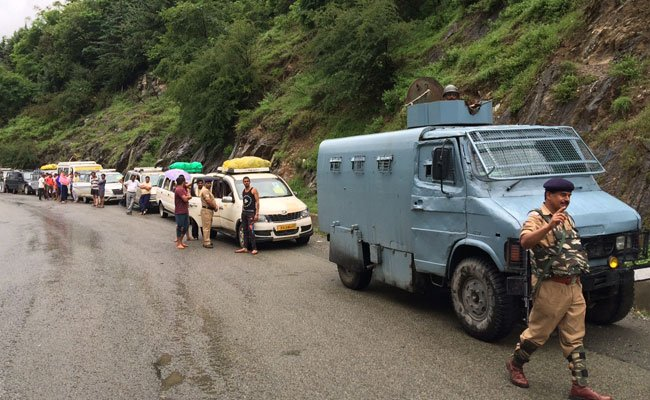 #AmarnathTerrorAttack: Pilgrim dies in hospital, number of deaths now 8  http://www. ndtv.com/india-news/ama rnath-terror-attack-pilgrim-dies-in-hospital-number-of-deaths-now-8-1725345 &nbsp; … <br>http://pic.twitter.com/6z1SUaesUX