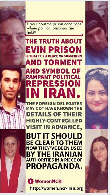 #HRW : #Iran should grant rights groups access to prisons #Humanrights #UN_HRC #FreeIran #HLPF #SDGs  http:// ara.tv/59uqj  &nbsp;   @CFR_org<br>http://pic.twitter.com/RxRVHheah3