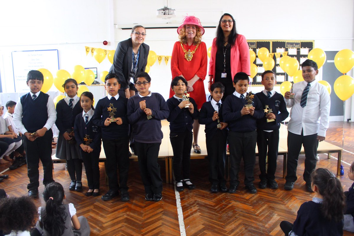 High Hazels Academy On Twitter Many Thanks To The Lord Mayor Ann