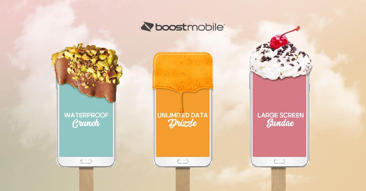 Happy #NationalIceCreamDay! Como tu paletero favorito, Boost Mobile has your favorite flavors. https://t.co/nEvYxH3b2a