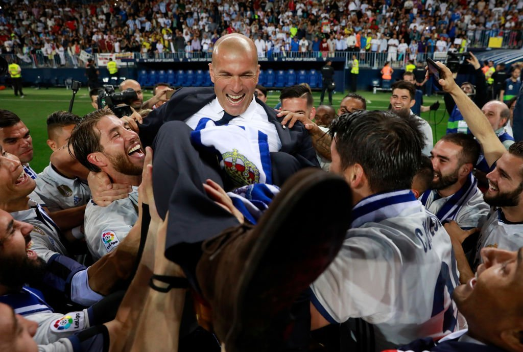 La #Liga in Review: Real #Madrid Crowned Champs, Numerous Managers Get the Axe https://t.co/zVxLJbdcmh