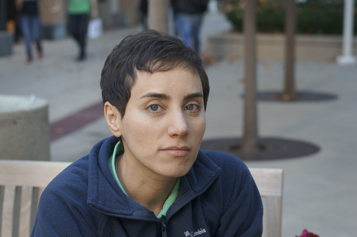 Maryam Mirzakhani, the first woman to win the Field's Medal (the math equivalent to a Nobel Prize), has died from breast cancer. She was 40.