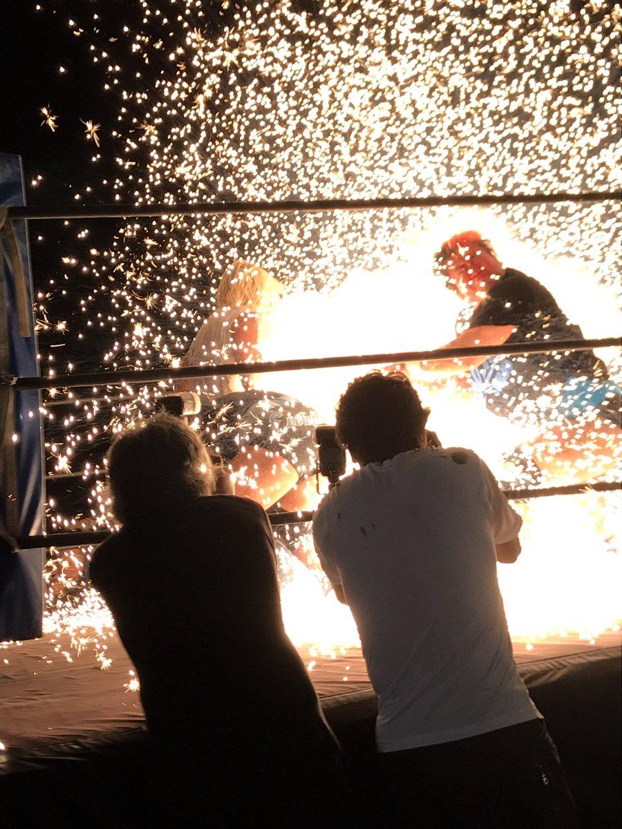 "Onita Pro: Resultados ""Current Blast Summer Festival in Yokohama"" 16/07/2017 AJPW vs Onita Army 4"