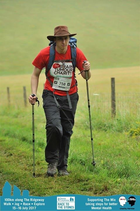 #ultramarathon done ! Well Done @NovaWMB raised lots of pennies for @BrainTumourOrg thanks to all who sponsored <br>http://pic.twitter.com/Uqvba2mguA