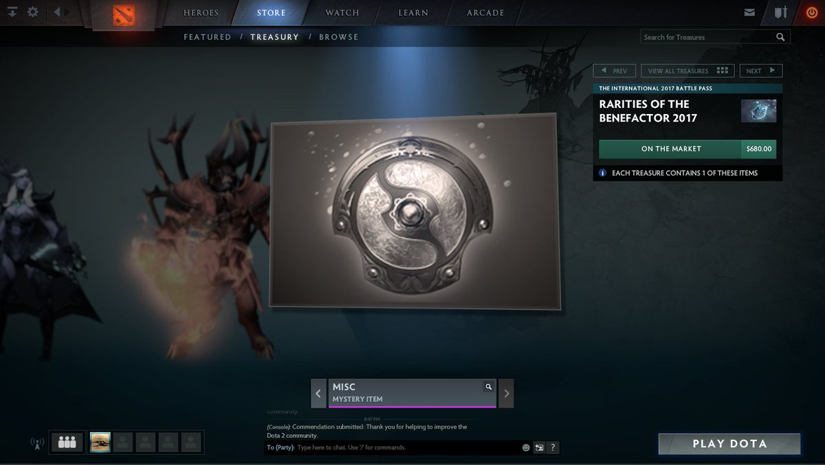 reddit dota 2 on twitter do we know of anybody getting the