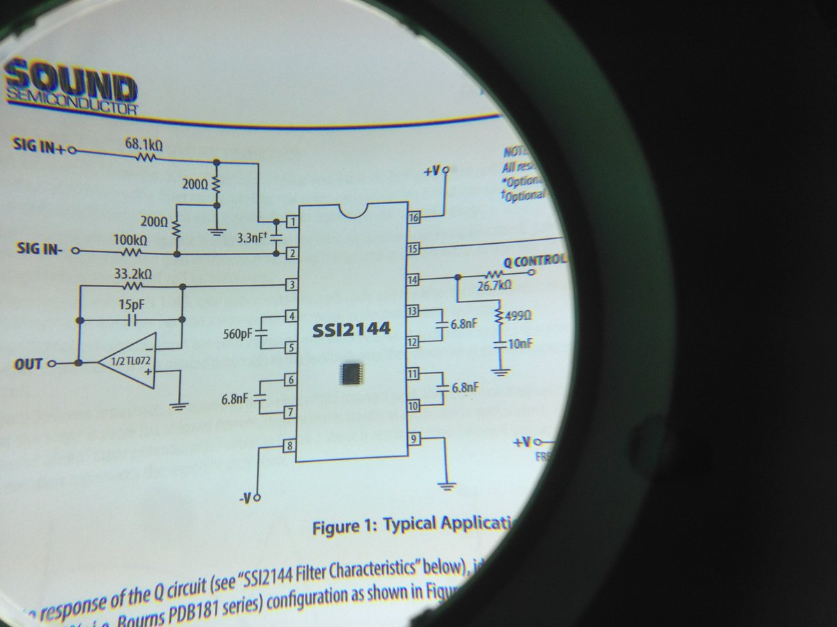Ssm2044 schematic