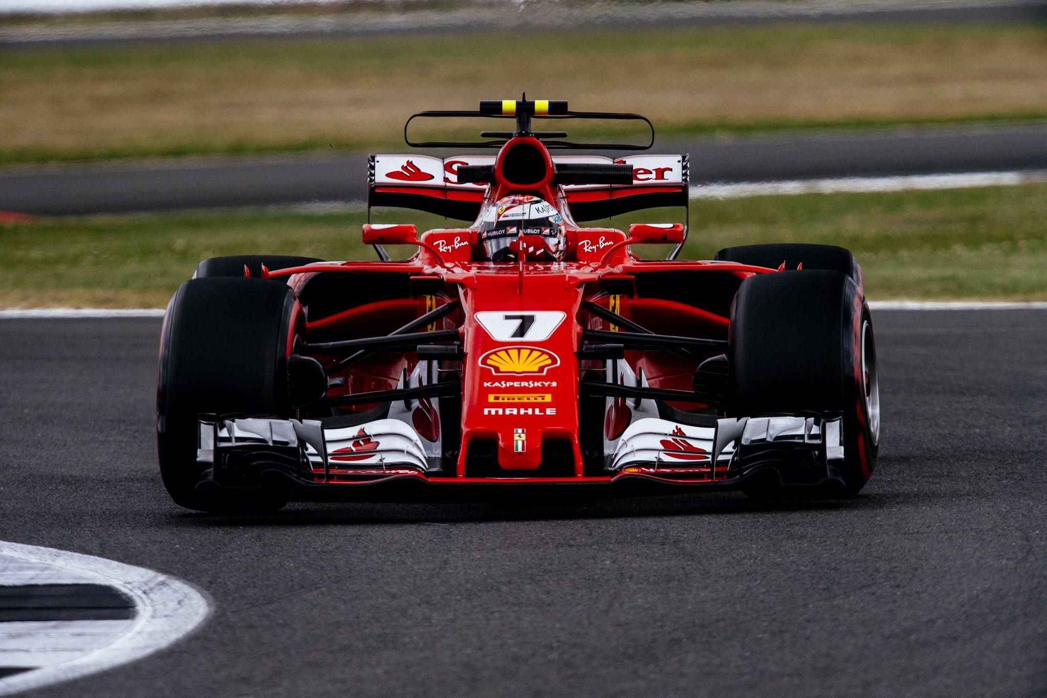 Brit Nagydíj: Hamilton nyert Bottas és Kimi előtt! Óriási dráma a Ferrarinál!