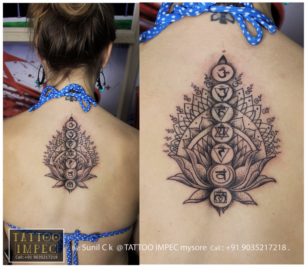 TATTOO IMPEC -Mysore on Twitter: