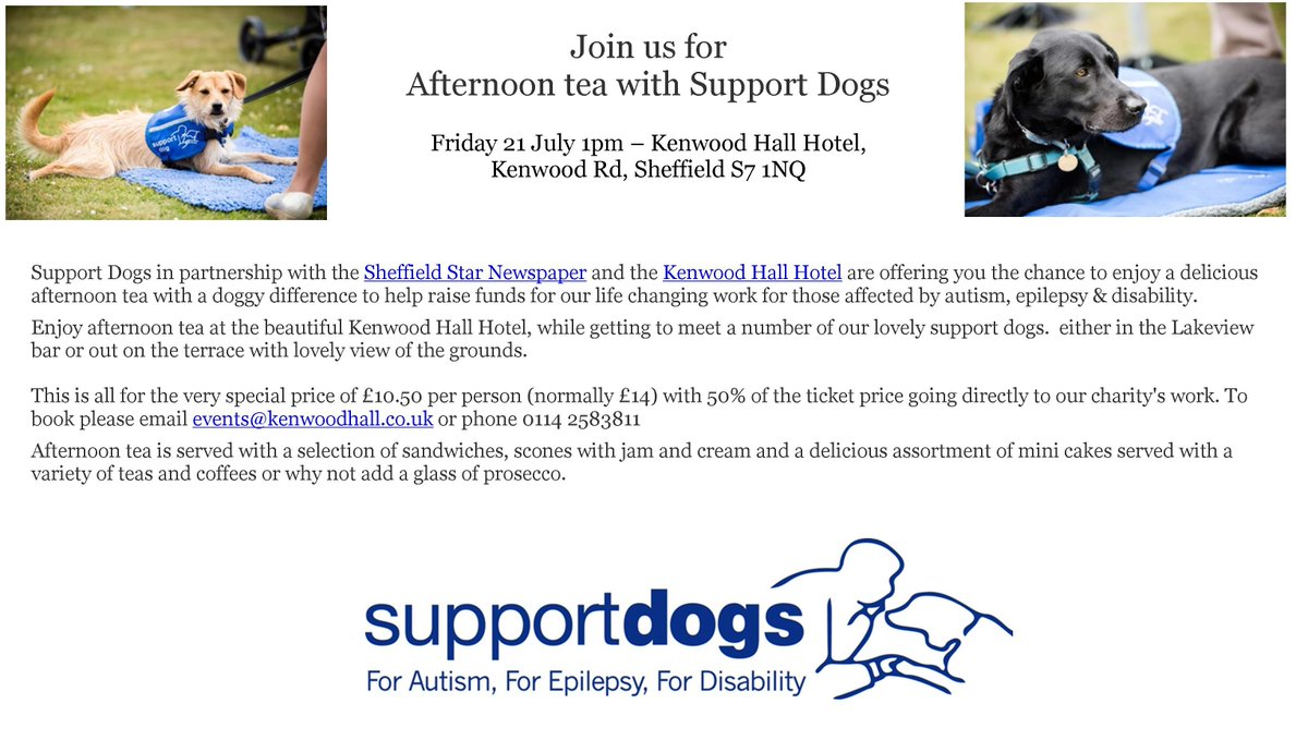 Www Support Dogs Org Uk