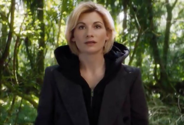 test Twitter Media - .@DoctorWho_BBCA Casts Jodie Whittaker as First Female Time Lord — Watch Teaser https://t.co/A70xuTuVPk https://t.co/qZYX5pUIPJ
