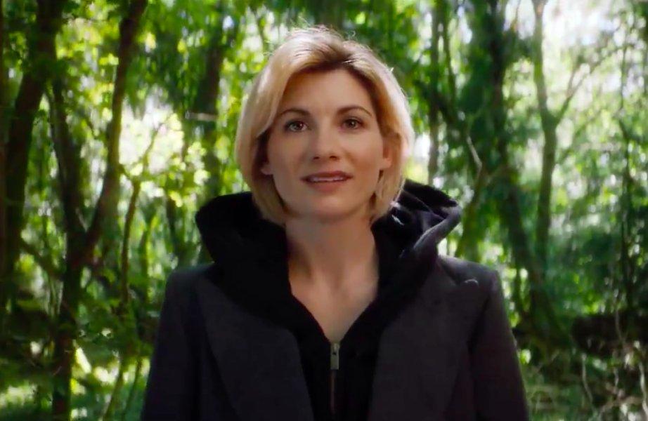 'Doctor Who': o 13º Doutor é uma mulher — a atriz Jodie Whittaker! #doctor13 https://t.co/XwoFBFMuBu