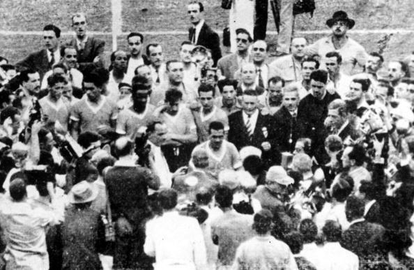 Image result for uruguay 1950