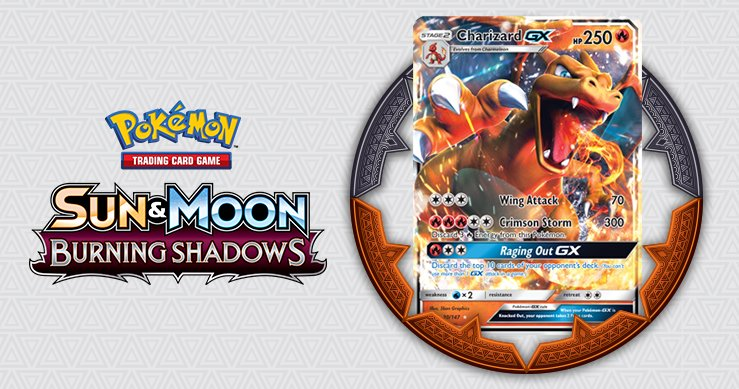Whip up an epic inferno with Charizard-GX from #PokemonTCG: Sun &...