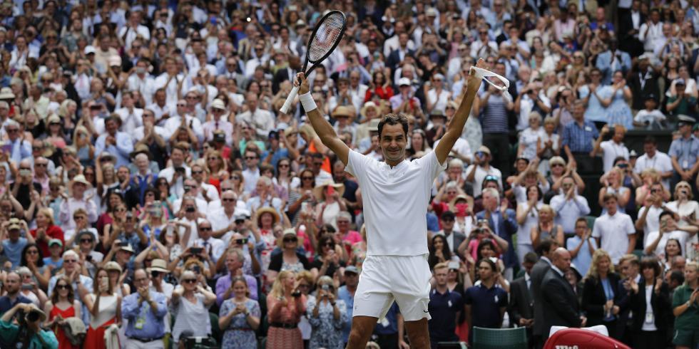 test Twitter Media - Roger Federer, Monsieur tennis. Tout simplement @rogerfederer @Wimbledon #Federer #tennis https://t.co/Wc9RC5nWnH https://t.co/5U8JKBlJIW