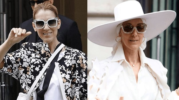 Celine Dion has her outfits onpoint https://t.co/QTBGnIp1wU