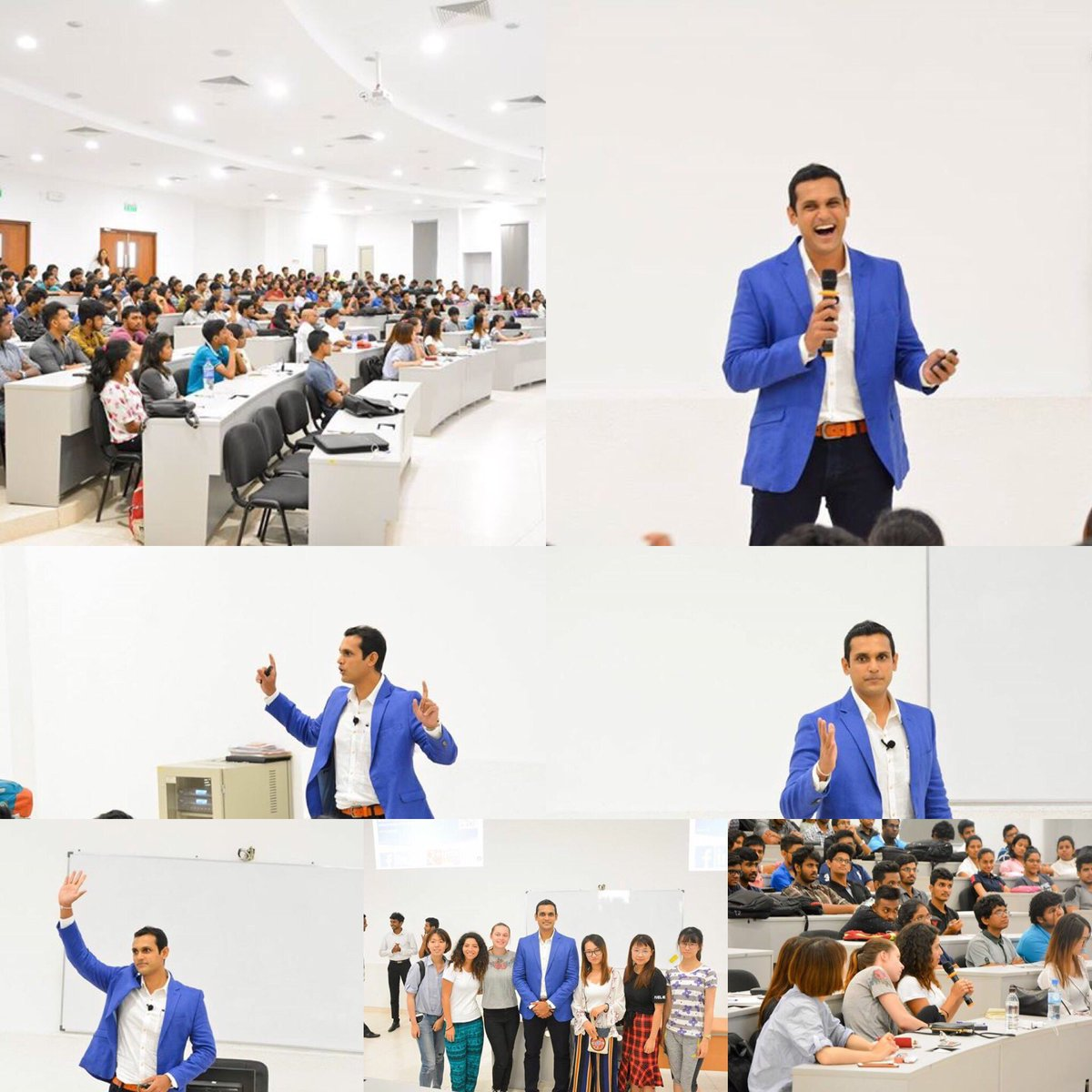 Asitha Pinnaduwa On Twitter Good To Great Leadership Development Session Was Delivered To Undergraduate Students Of Nsbm Green University
