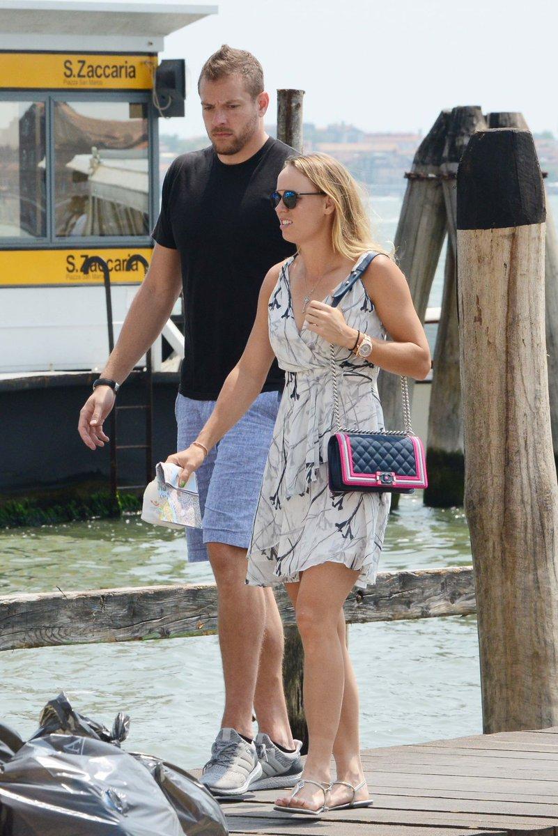 Caroline Wozniacki Dating David Lee Image Mag