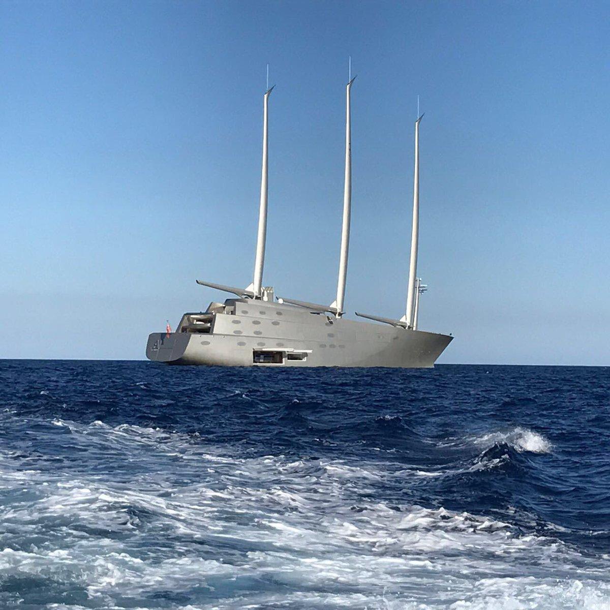 самая большая парусная яхта мельниченко фото означает каждая