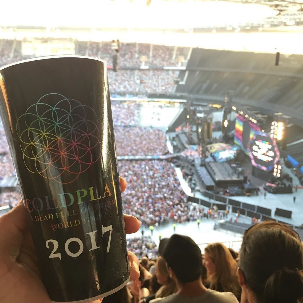 Coldplay !!!! #concert #coldplay #stadedefrance #musique #coldplay2017 #france  http:// ift.tt/2tY4mhe  &nbsp;  <br>http://pic.twitter.com/vvCl7ZGwS1