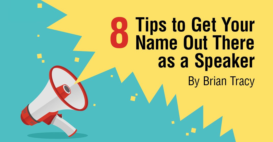 Want to be a #professionalspeaker? Here are my 8 tips to get your name out there as a speaker:  http:// bit.ly/2tuHbfq  &nbsp;  <br>http://pic.twitter.com/rJMPWE3baS