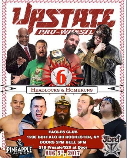 Check out @UPWROC on August 5th! Gonna be a hell of a show! #wrestling #LuchaLibre <br>http://pic.twitter.com/Nb0NHIcSB9