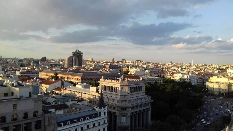 Turismomadrid On Twitter El Círculo De Bellas Artes Tiene