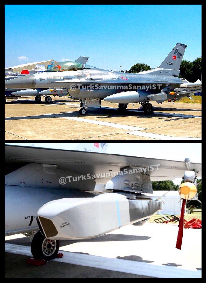 القوات المسلحة التركية تستلم الدفعة الأولى من صواريخ SOM-B1 طويلة المدى DE4bq-yXYAA3WTg