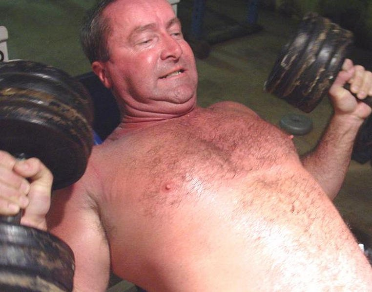 My SC gym coach from  http:// GLOBALFIGHT.com  &nbsp;   #weightlifter #daddy #hairy #chest #man #men #bear #daddie #m4m #gym #workout #big #hunky #woof<br>http://pic.twitter.com/NeD0FcD72O