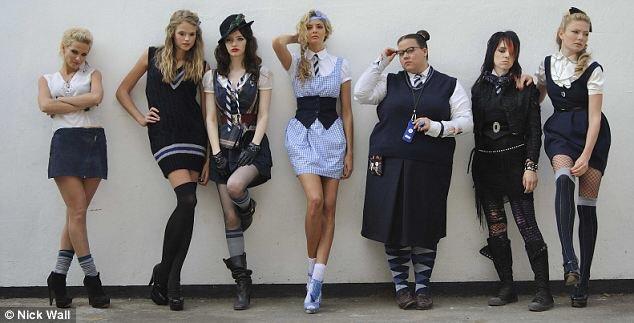St trinian s school uniform have