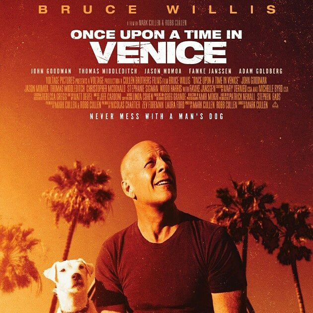 Preview Film: Once Upon A Time In Venice (2017)