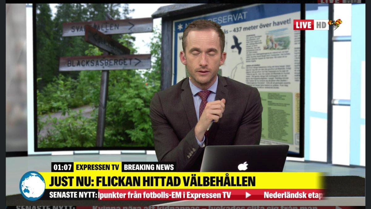 Vi sänder live om glädjebudet nu: http://www.expressen.se/tv/nyheter/live/live-tv-senaste-nyheterna-i-primetime/…
