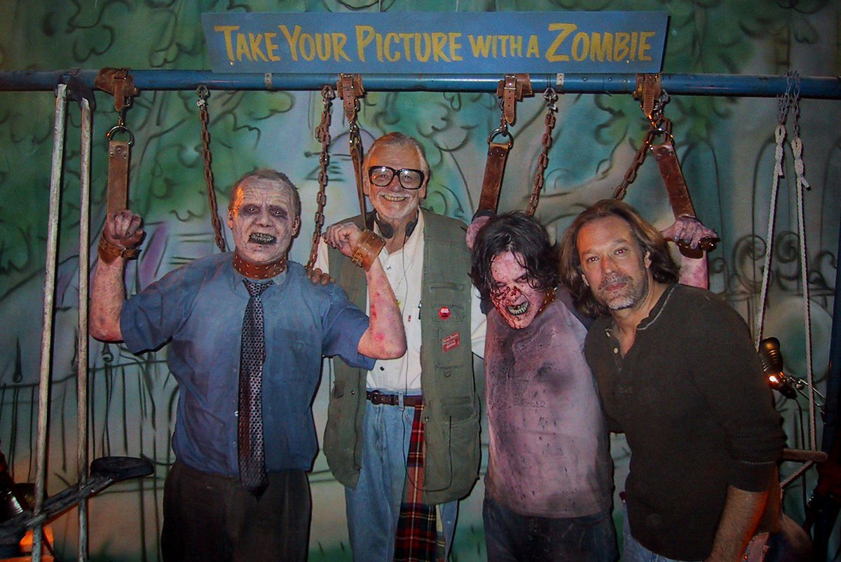 Wrote this on the late, great George Romero, to whom I owe a film career. https://t.co/eSaKaRndDC