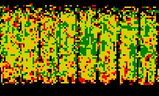 #NDVI is a great way to see how your #crop #trials compare - good for showing in-season crop health variability! #research #crops #agtech<br>http://pic.twitter.com/wOz8Qugb8C