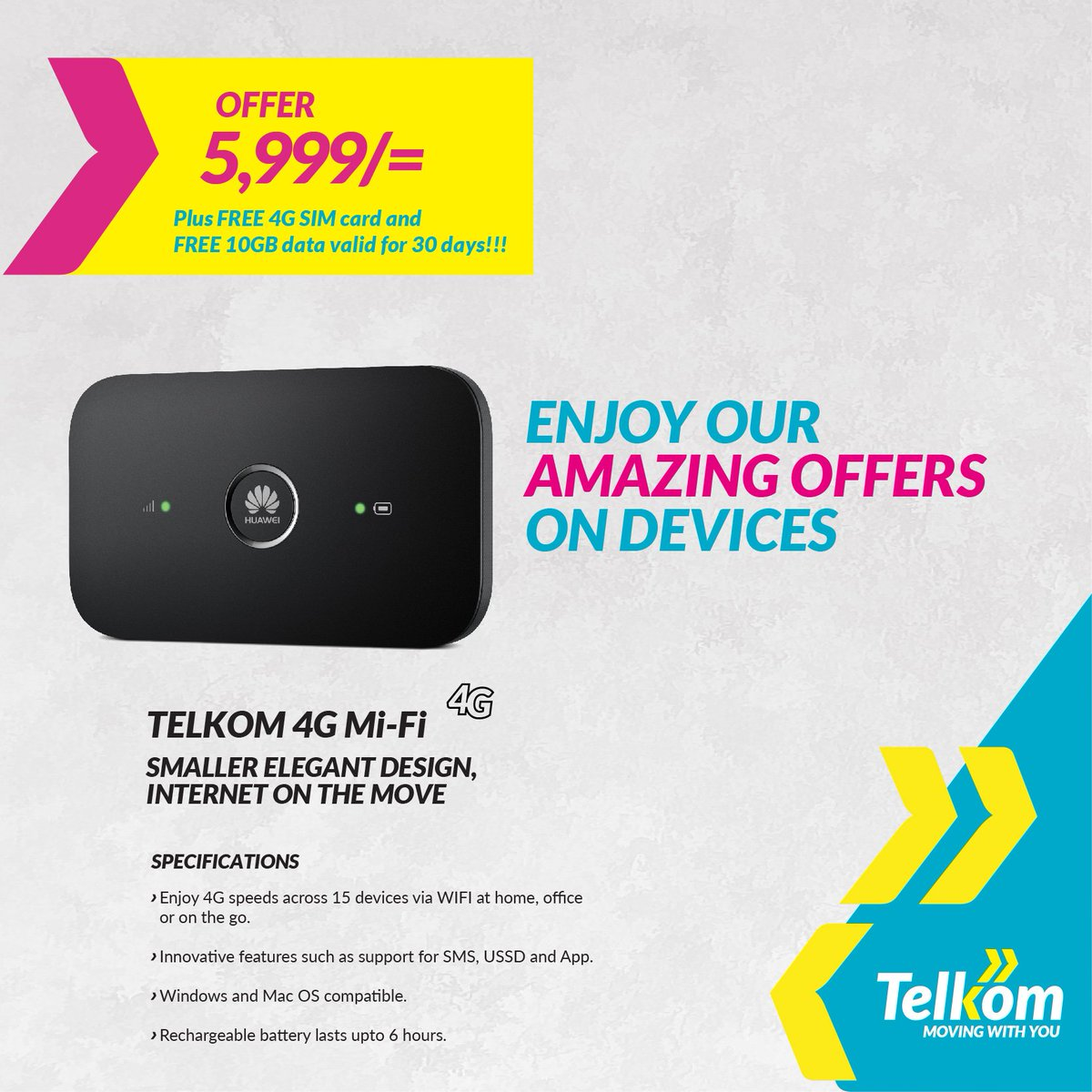 Telkom Kenya on Twitter: