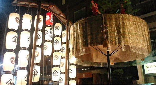 綾傘鉾✨✨✨ #祇園祭宵山