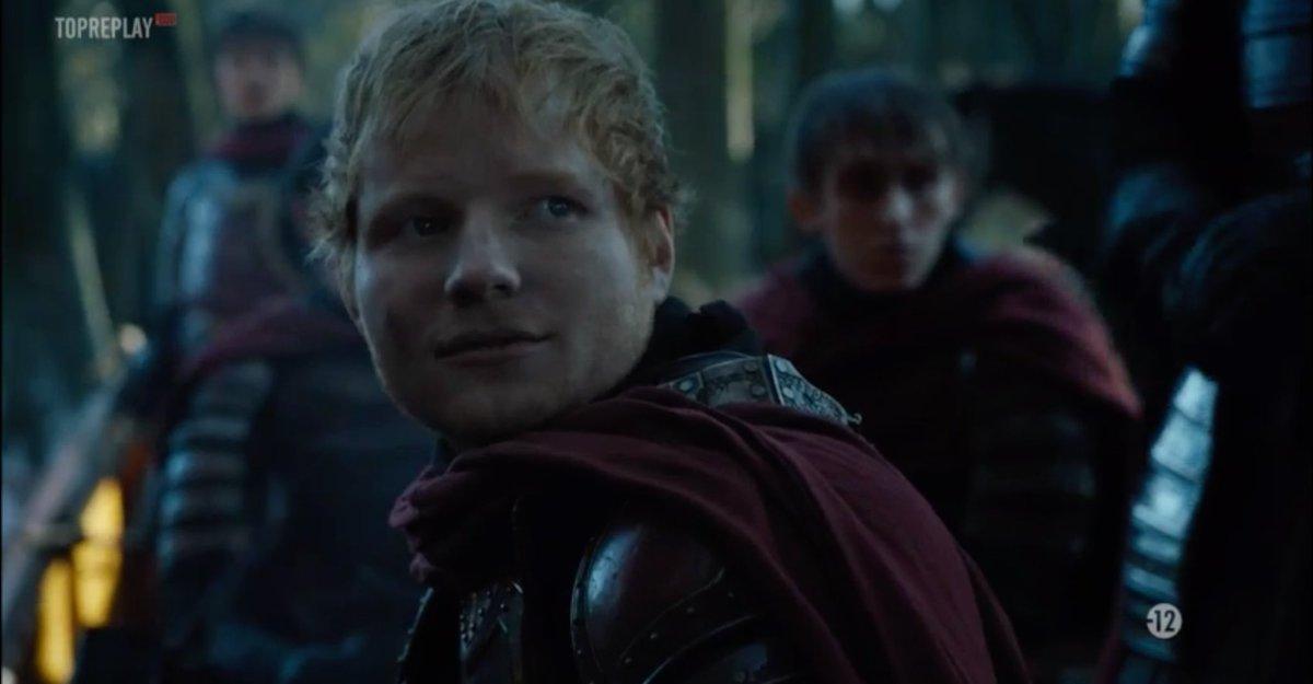 lourd y'a Ed Sheeran & VALD dans Games of Thrones 🔥🔥