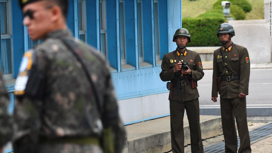 South Korea tries to defuse tensions on Korean Peninsula by proposing military talks with North Korea on July 21 https://t.co/o8eok6NaFd