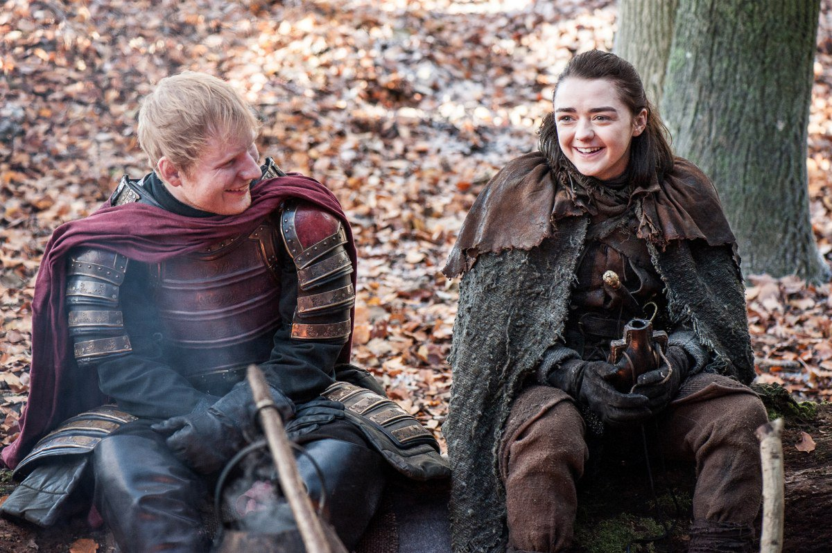 #GameOfThrones: The hidden meaning behind Ed Sheeran's big cameo https://t.co/V204JNqxy8