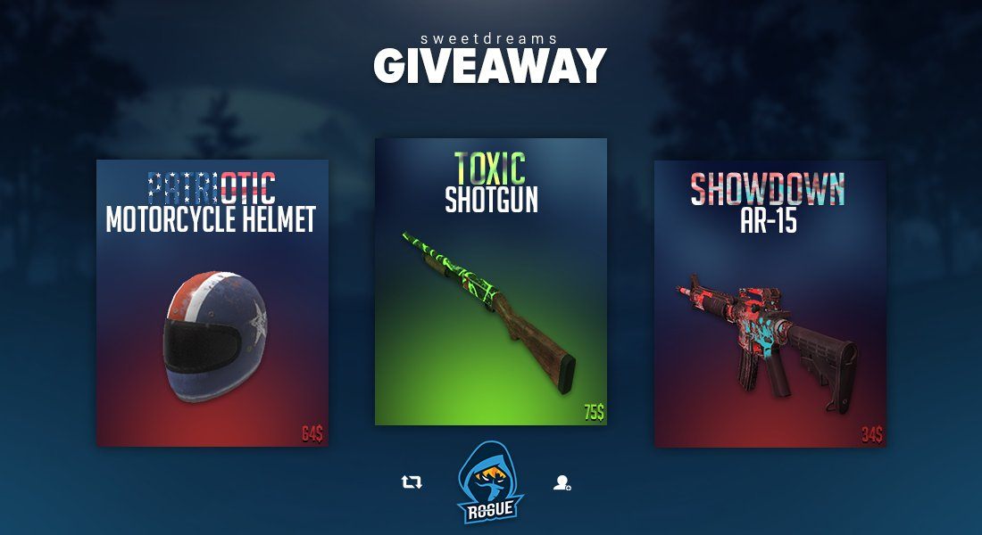 #H1Z1 #DHATL17 #Giveaway -Tag Your Friends -Turn Notifications On -RT, Like & Follow @sweetdreamsh1 Click Here: https://t.co/WUJHEShUO0 https://t.co/FfnC0q1MjS