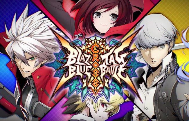 test Twitter Media - Fighting Game BlazBlue Cross Tag Battle Announced At Evo 2017 https://t.co/YKoqi7oKZf https://t.co/g7i6OqbN44