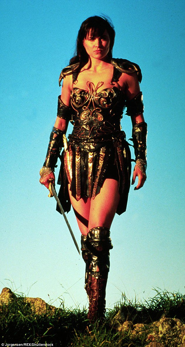 In all this bs about Dr Who and can a Ms Who be a badass lets remember Xena the top badass of all https://t.co/Crf4KN5Ol3
