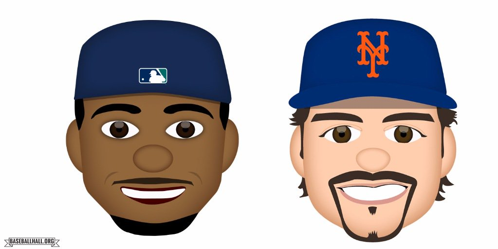 We've got just the thing for #WorldEmojiDay! Looking at you @MikePiazza31 & Ken Griffey Jr... @Mets @Mariners #HOFWKND https://t.co/DJp8tfaSBJ